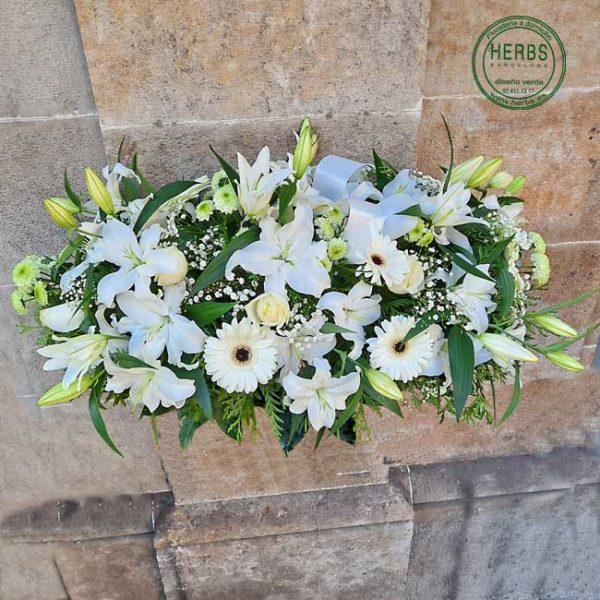 cojin-funerario-blanco-barcelona
