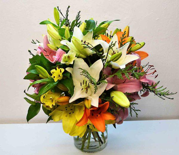 flores-lilliums-color-barcelona