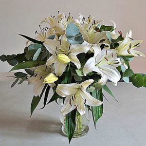 lillium casablanca ramo