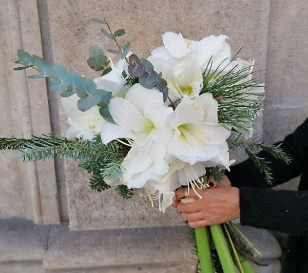 ramo-amaryllis-blancos
