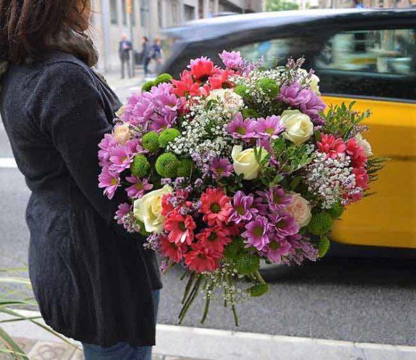 ramo-flores-variadas-barcelona