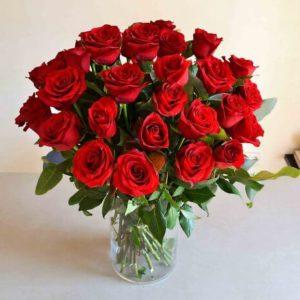 ramo-rosas-rojas-barcelona