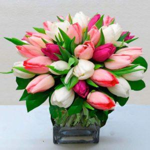 ramo-tulipanes-barcelona