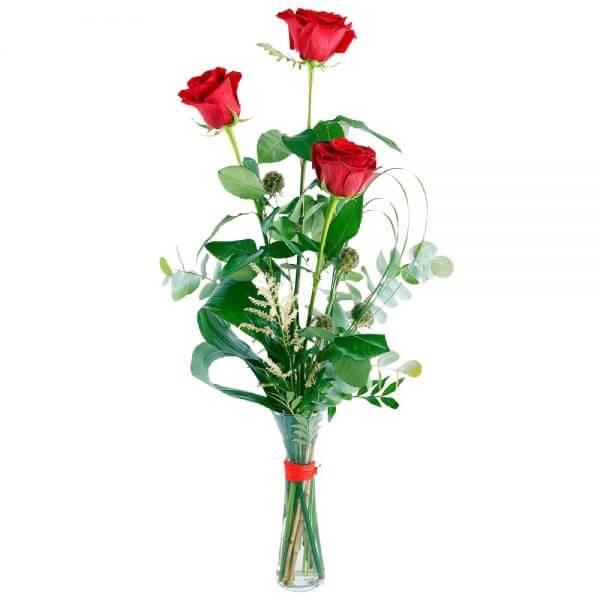 rosas flores san valentin