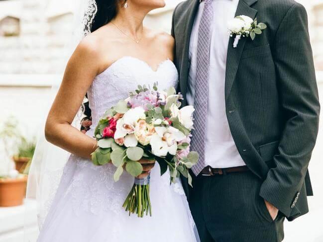 Ramos de novia baratos