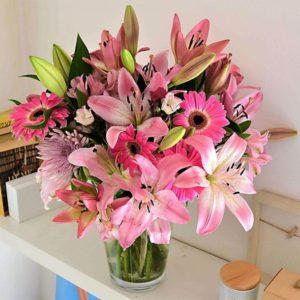 flores rosa barcelona