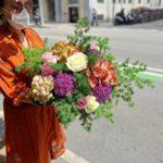 ramo-flores-hortensias-en-barcelona