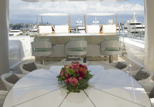 Yacht Flowers_Creation Florale