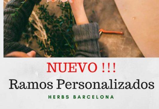 ramo personalizado barcelona