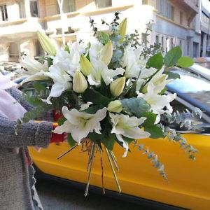 ramo-lilliums-blancos