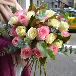ramo-rosas-domicilio-barcelona