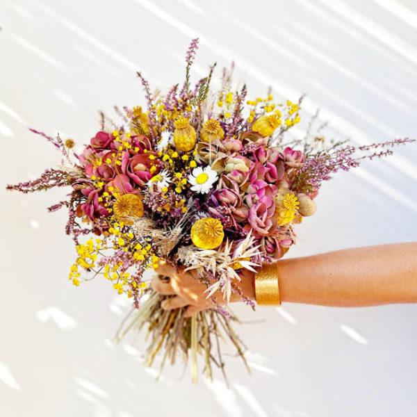 flores-secas-barcelona-ramo