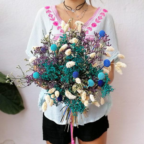 ramo-flor-seca-azul