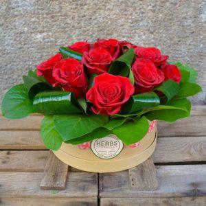 flower-box-rosas