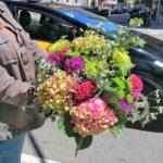 ramo-flores-hortensias-barcelona