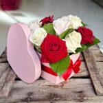 caja-corazon-san-valentin-flores