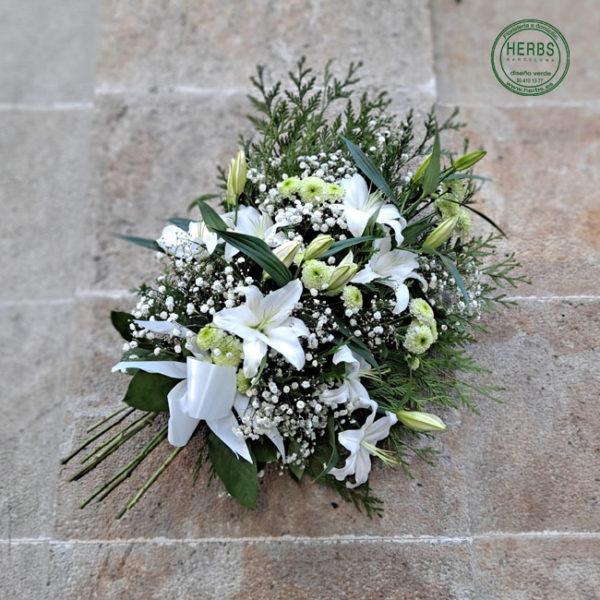 ramo-para-funeral-blanco-barcelona